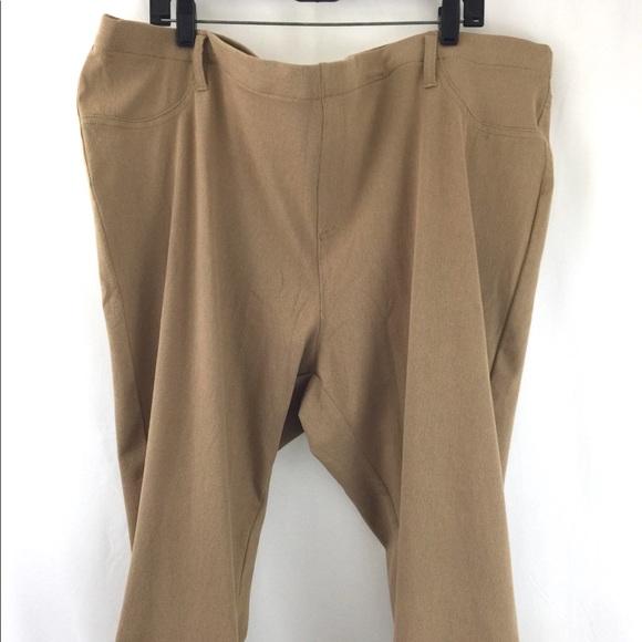 030b8b63e07 Faded Glory Womens Plus Capri Jegging Pants 4X